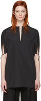 Acne Studios Black Bluma Blouse