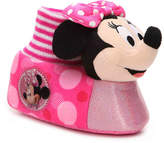 Disney Girls Minnie Toddler Slipper