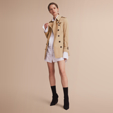 Burberry The Sandringham - Short Heritage Trench Coat