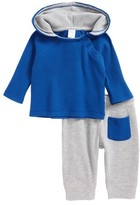 Nordstrom Infant Boy's Thermal Hooded T-Shirt & Pants Set