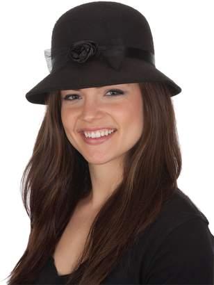 Cloche Jacobson Hat Company Women's Felt Hat