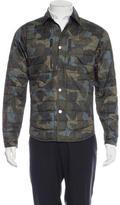 Zegna Sport Digital Camo Field Jacket