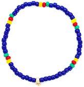 Luis Morais mini skull beaded bracelet