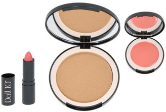 Doll 10 Beauty Bronze and Bright 3-Piece Kit