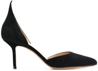 Francesco Russo Pointed High-Heel Pumps
