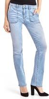Gap Curvy baby boot jeans