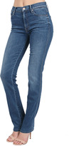 Mother Denim High Waisted Rascal in The Famous Heroine