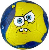 Nickelodeon Franklin Sports Sponge Bob Soccer Ball, Multicolor - Size 3