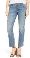 BP Crop Straight Leg Jeans (Freeman Blue)