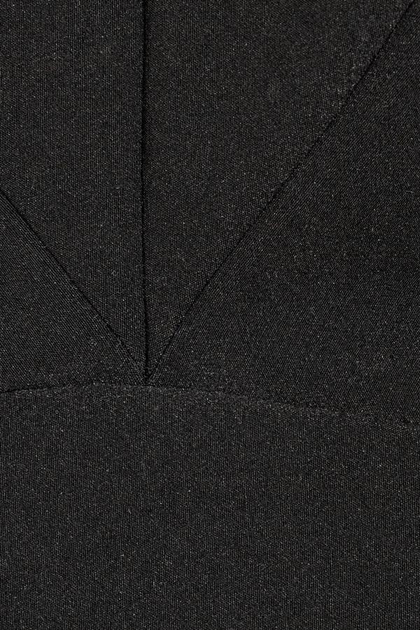 Stella McCartney Barrie stretch-crepe dress