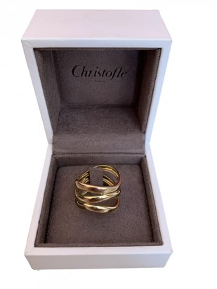 Christofle Yellow Yellow gold Rings