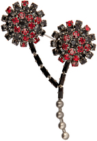 Marni Crystal-embellished brooch