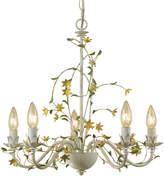 AF Lighting Star Flower Chandelier