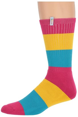 Socksmith Pan Pride (Multiple) Crew Cut Socks Shoes