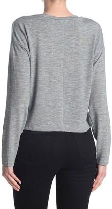 CODEXMODE Soft Knit Long Sleeve Top