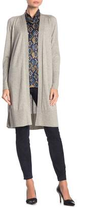 Lafayette 148 New York Open Front Cardigan
