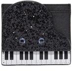 Kate Spade Piano Card Case