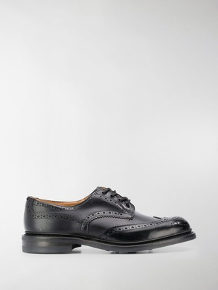 Tricker's Bourton brogues