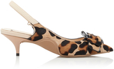 N°21 N21 Leopard Buckle Pump