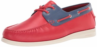 Cole Haan Men's Cornell 2 Eye Boat Shoe Loafer