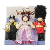 Le Toy Van Londoner Figurines - Set of 3