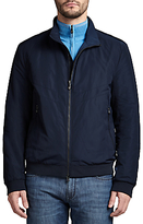 Hugo Boss Boss Green Jaudimo Bomber Jacket, Navy