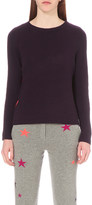 Chinti and Parker Block-colour cashmere jumper