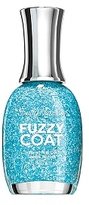 Sally Hansen Fuzzy Coat Textured Nail Color, Wool Knot