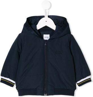 Boss Kids Hooded Coat