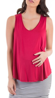 Angel Maternity Maternity/Nursing Swing Tank