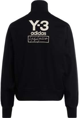 Y-3 Y 3 Sweatshirt In Black Technical Fabric