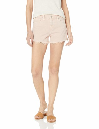Hudson Women's Gemma Midrise Cut Off 5 Pocket Jean Short