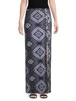 Rachel Pally Women's Emmyloo Geometric Print Skirt