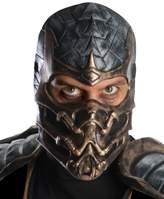 Rubie's Costume Co Costume Mortal Kombat Deluxe Overhead Scorpion Mask