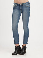 Genetic Denim The James Cropped Skinny Jeans