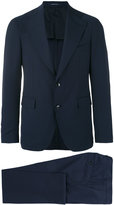 Tagliatore two-piece suit - men - Cupro/Mohair/Virgin Wool - 50