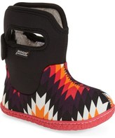 Bogs 'Classic' Waterproof Snow Boot (Baby, Walker & Toddler)