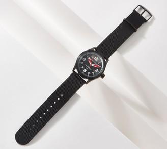 Dooney & Bourke Mariner Nylon Band Watch