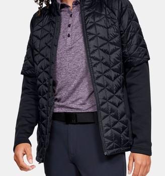 Under Armour Women's ColdGear Reactor Golf Hybrid Jacket