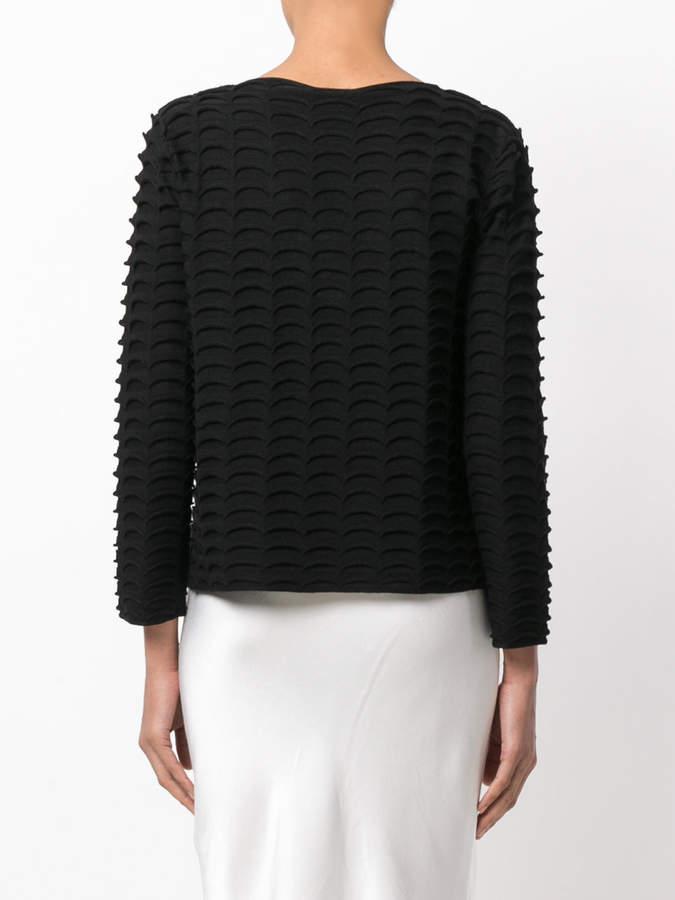 Armani Collezioni classic knitted sweater