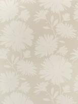 Kate Spade for GP & J Baker Whimsies Gerbera Wallpaper, Flax W3316.16