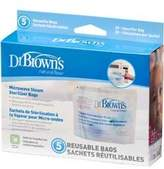 Dr. μ Dr Browns Microwave Steam Steriliser Bags.
