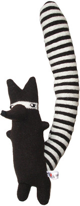 Donna Wilson - Knitted Lambswool Creature - Rudie Raccoon