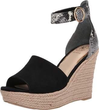 GUESS Women's Espadrille Wedge Sandal