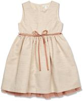Marie Chantal Shimmer Jacquard Dress