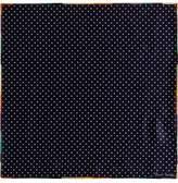 Paul Smith Artist Edge Pin Dot Pocket Square