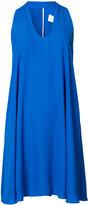 Amanda Uprichard sleeveless choker dress