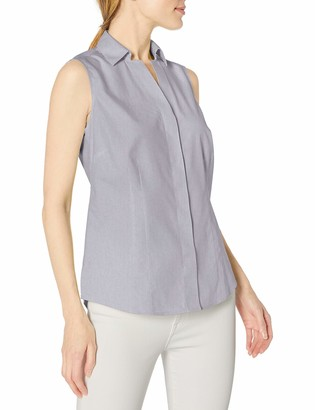 Foxcroft Women's Taylor Sleeveless Non Iron Shirt