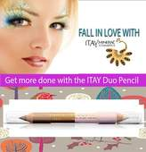 "ITAY Cosmetique Mineral Duo Crayon Eyeliner ""Tanned Rose"" - DP07"
