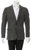 Dolce & Gabbana Virgin Wool Fine Knit Blazer